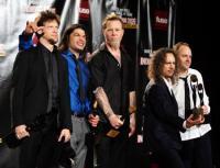 Metallica вошла в Зал Славы Рок-н-ролла!