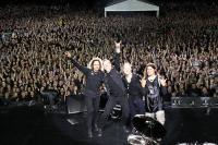 Отчёт о концерте Metallica на фестивале Sonicsphere в Голландии, 20.06.09
