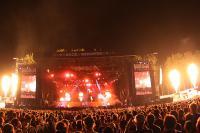 Отчет о концерте Metallica на фестивале RockWerchter в Бельгии, 5.07.09