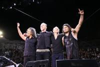 Отчет о концерте Metallica в Ниме, Франция, 7.07.09