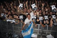 Отчет о концерте Metallica в Мадриде, Испания, 13.07.09