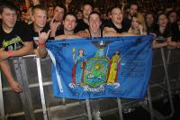 Отчёт о концерте Metallica в Олбани, 12.11.09.