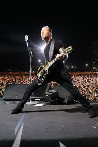 Отчёт о концерте Metallica в Сантьяго, Чили, 26.01.10