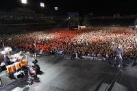 Отчёт о концерте Metallica в Гватемале, Мексика, 5.03.10.