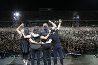 Отчёт о концерте Metallica в Тель-Авиве, Израиль, 22.05.10