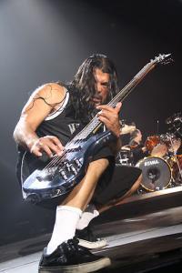Отчёт о концерте Metallica в Крайстчёрч, Новая Зеландия, 21.09.10