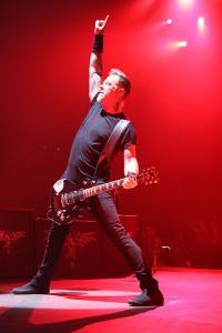 Отчёт о концерте Metallica в Оклэнде, Новая Зеландия, 13.10.10
