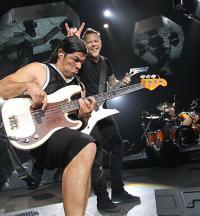 Отчёт о концерте Metallica в Брисбене, Австралия, 16.10.10