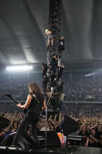 Отчёт о концерте Metallica в Перте, Австралия, 22.10.10