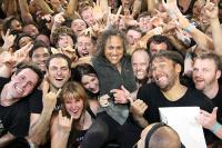 Отчёт о концерте Metallica в Мельбурне, Австралия, 21.11.10