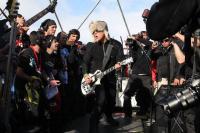 Уникальный концерт Metallica в Антарктиде! Первые фото и видео уже в сети!